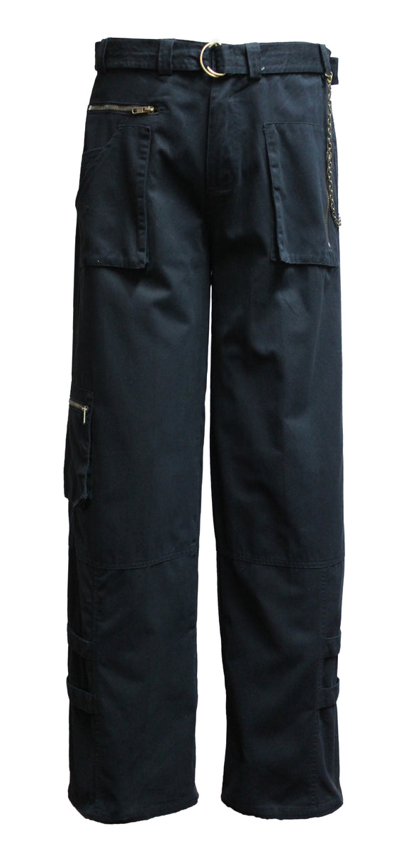 Dead Threads - Women's  Black Five Pocket Pants (three on front and two on back)