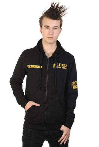 Banned Apparel - Alcatraz Men's Hoody