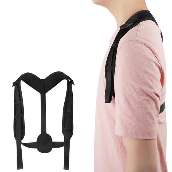 IPRee® Polyester Adjustable Back Support  Posture Corrector