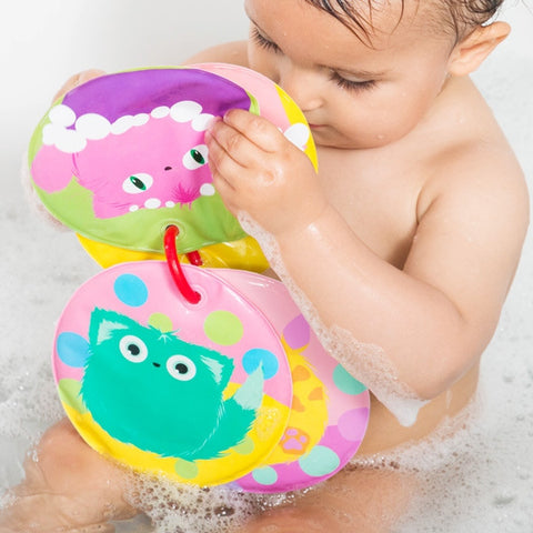 Egg n Chips London - Baby Bath Time Book