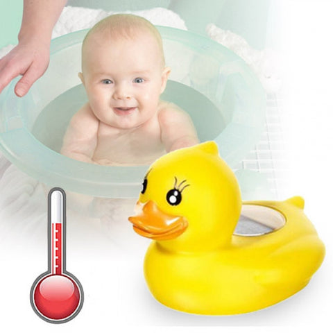 Egg n Chips London - Baby Duck Bath Thermometer Topcom 200