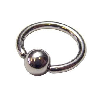 Ball Closure Body Piercing