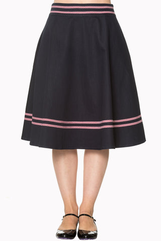 banned Apparel - J'adore Skirt
