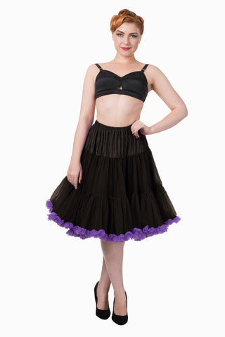 Banned Apparel - Bright Lights Petticoat