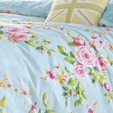 Catherine Lansfield Canterbury Quiltset, Multicolour - Egg n Chips London