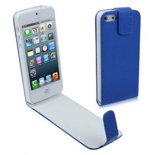 Case iPhone 5 / SE Ref. 100359 Leather Blue