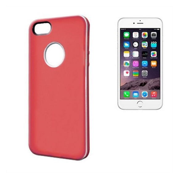 CASE IPHONE 6 PLUS REF. 111607 TPU FRESH RED