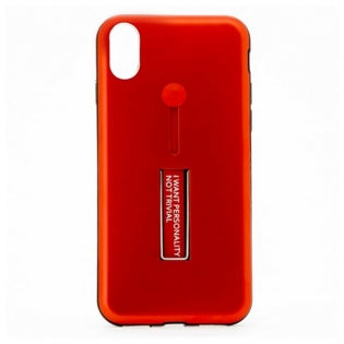 Case iPhone X Ref. 139984 Red