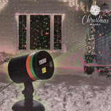 Christmas Laser Projector With Christmas Planet Sensor - Egg n Chips London
