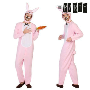 Costume for Adults Rabbit Pink