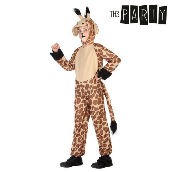 Costume for Children Giraffe (2 PCS)