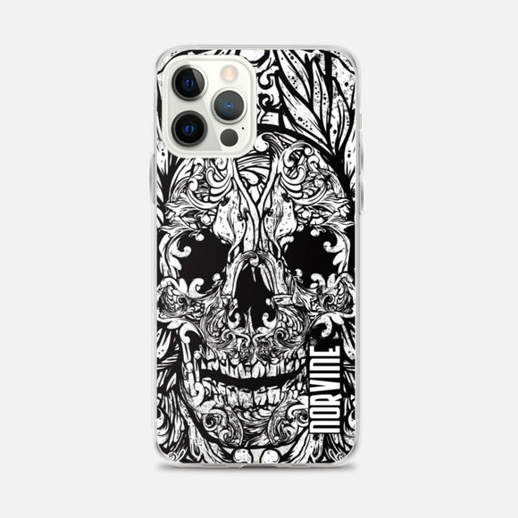 Dead Caesar Skull iPhone Case (iPhone 7-12)