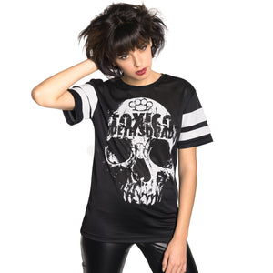 Toxico Clothing - Deth Squad Mesh Tee - Egg n Chips London