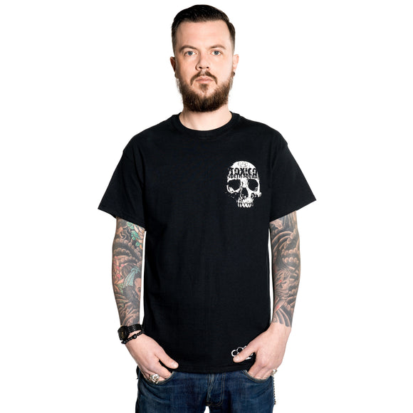 Toxico Clothing - Deth Squad Tee (Black) - Egg n Chips London