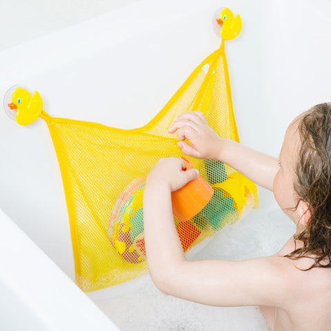 Egg n Chips London - Duck Bath Toy Holder