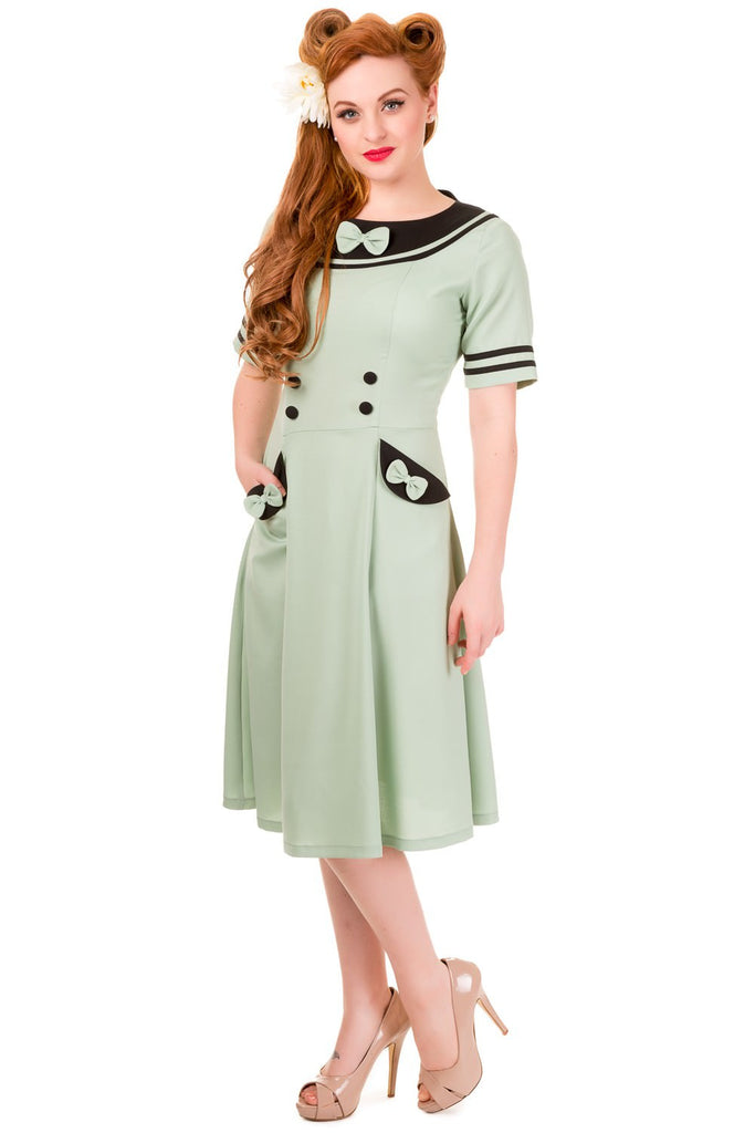 Banned Apparel - Eliza Dress - Egg n Chips London