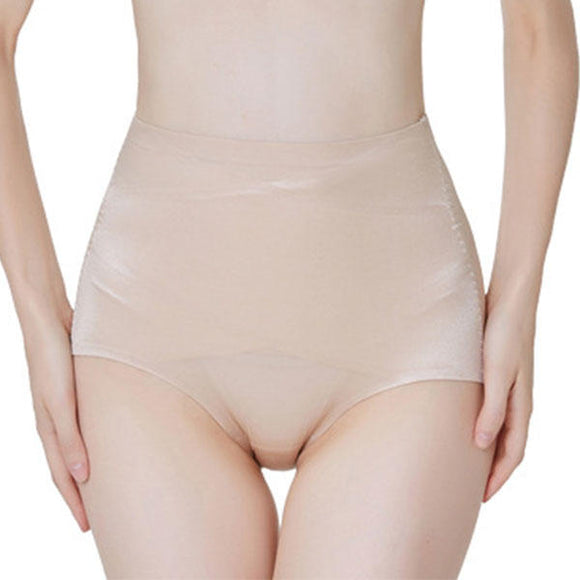 High Waist Belly Slimming Body Shaper Seamless Breathable Shapewear
