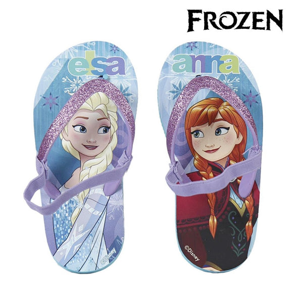Disney Frozen Flip Flops - Egg n Chips London