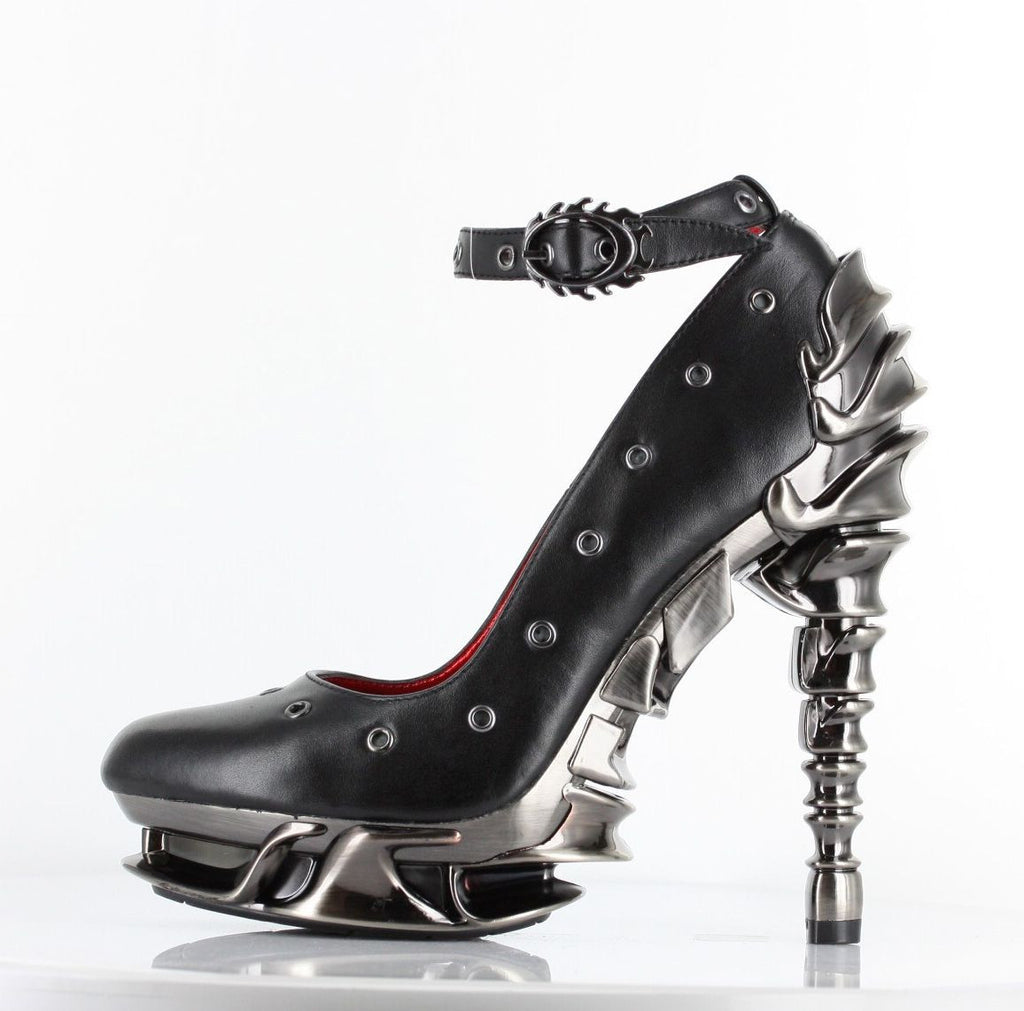 Hades Shoes - Zephyr Stiletto Platforms