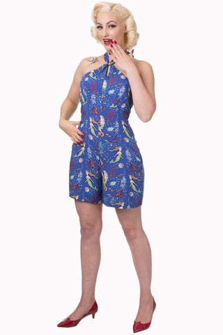 Banned Apparel - Made Of Wonder Playsuit