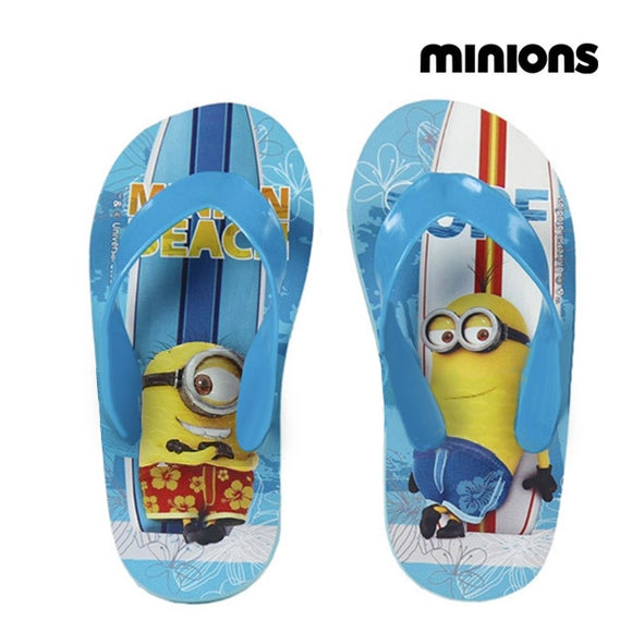 Minions Flip Flops - Egg n Chips London