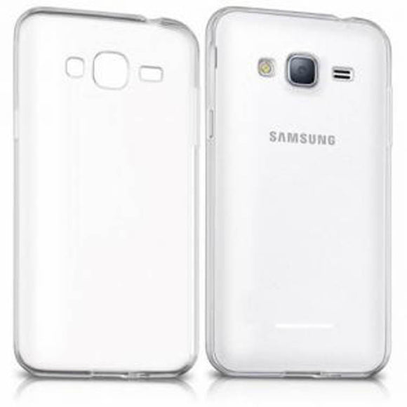 Mobile Phone Case Samsung 222672 J3 Gel Newark Transparent