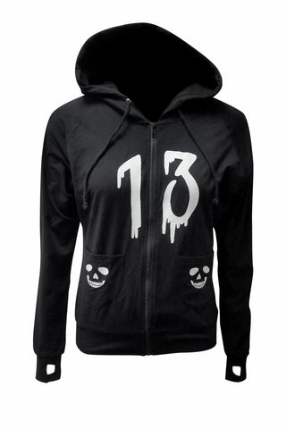 Banned Apparel - Nine Lives Hoodie