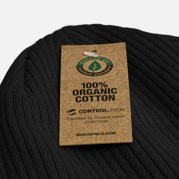 Norvine Organic Ribbed Beanie (3 colors)