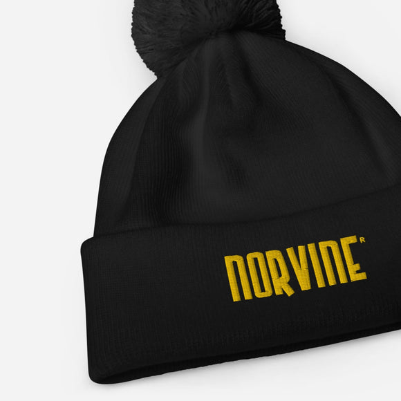 Norvine Pom Pom Beanie (5 colors)
