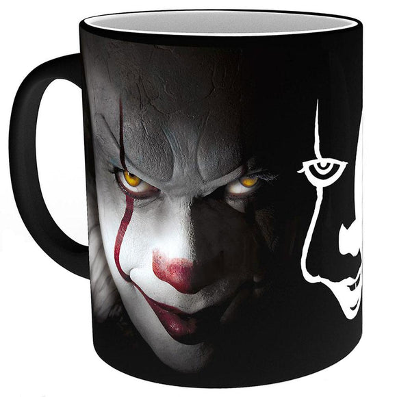IT Heat Changing Mug Pennywise