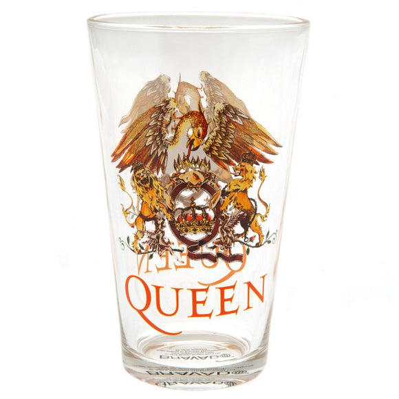 Queen Large Glass