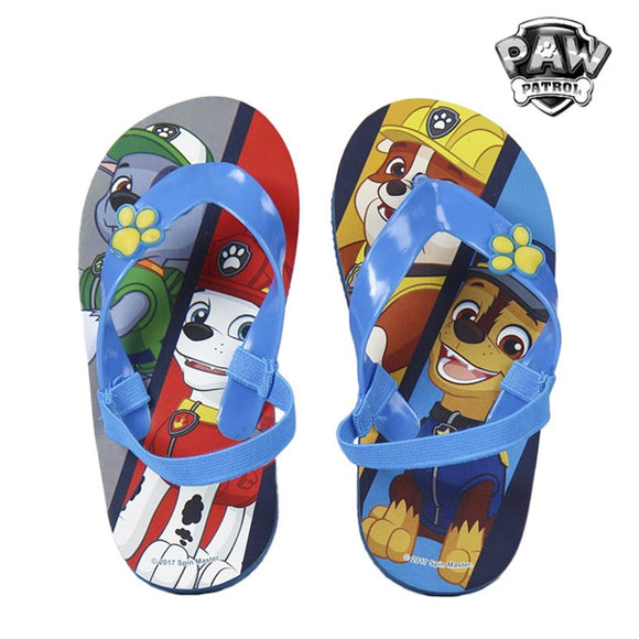 Paw Patrol Flip Flops - Egg n Chips London