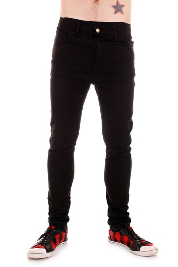Tiger of London - Punk 156 Black Stretch Jeans