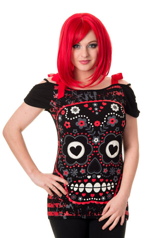 Banned Apparel - See No Evil Top