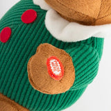 Singing Christmas Stuffed Animal With Lights and Movement - Egg n Chips London