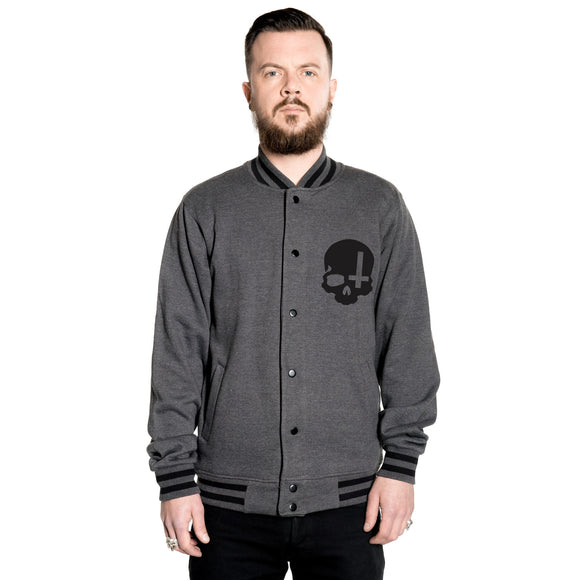 Toxico Clothing - Skull Cross Team Jacket - Egg n Chips London