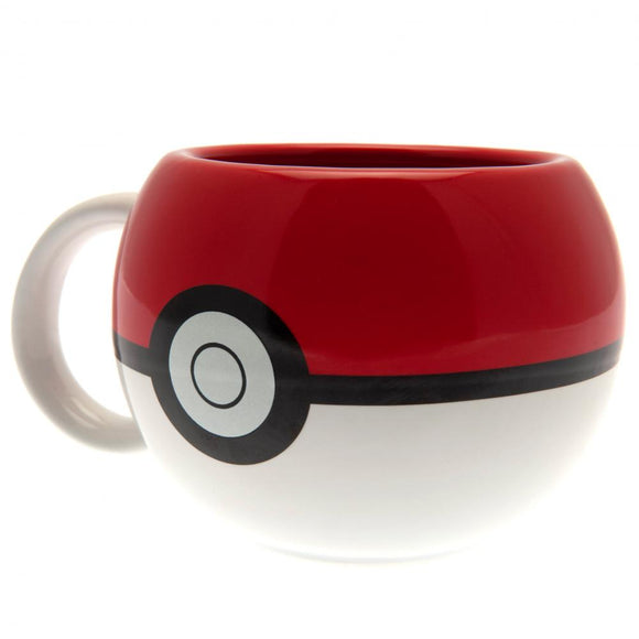 Pokemon 3D Mug Pokeball