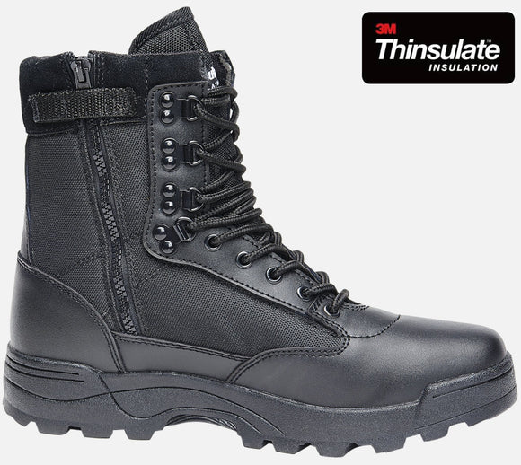 Tactical Zipper Boots