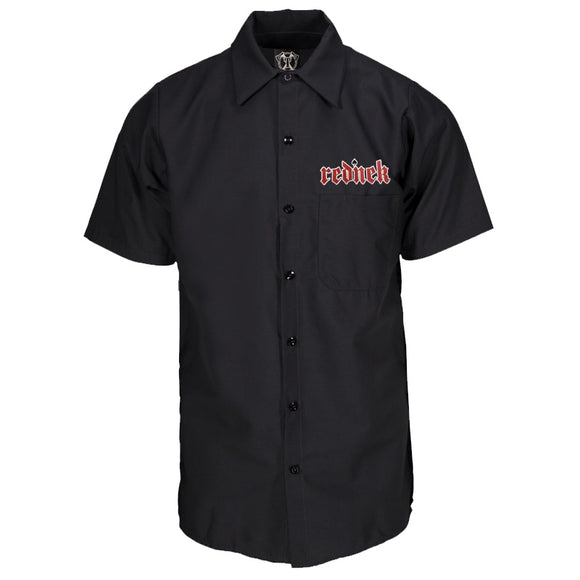 Toxico Clothing - Rednek Gothic Workshirt