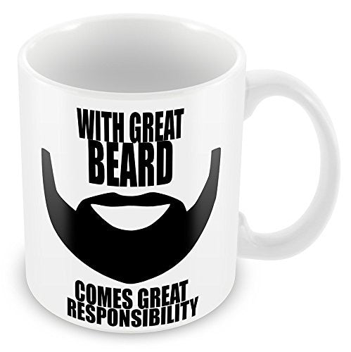 Great Beard Coffee Mug