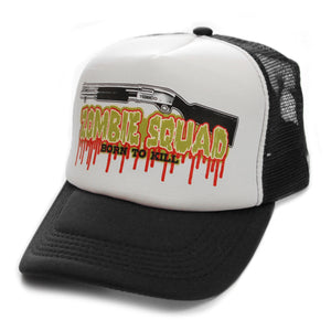 Toxico Clothing - Unisex Zombie Killer Trucker Hat - Egg n Chips London