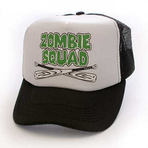 Toxico Clothing - Unisex Zombie Squad Trucker Hat - Egg n Chips London