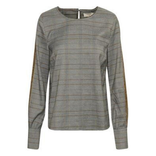 Chery Blouse - Grey / 36 - BLUSAR 40, 42, BLUS, BLUSAR,
