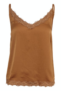 Elena Top - Bronzed / 34 - TOPPAR 34, 36, 38, 40, 42 CREAM