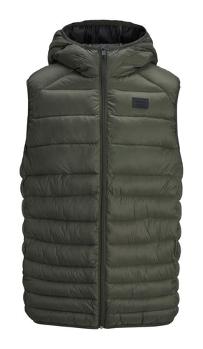 Bomb Body Warmer Hood - Forest Night / S - VÄST 12156213,