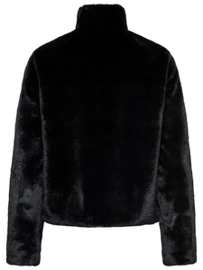 Vida Faux Fur Coat - entre2016