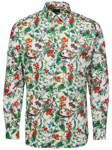 SlimPen - Ask Shirt - SKJORTOR - LONG SLEEVE BLOMMIG, HERR,