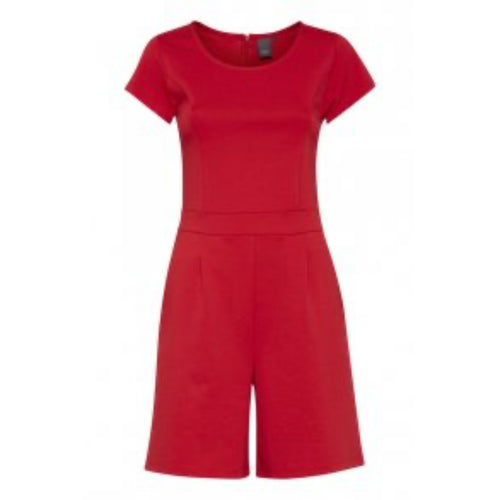 Kate Short Jumpsuit - Formula / XS - JUMPSUIT DAM, ICHI,