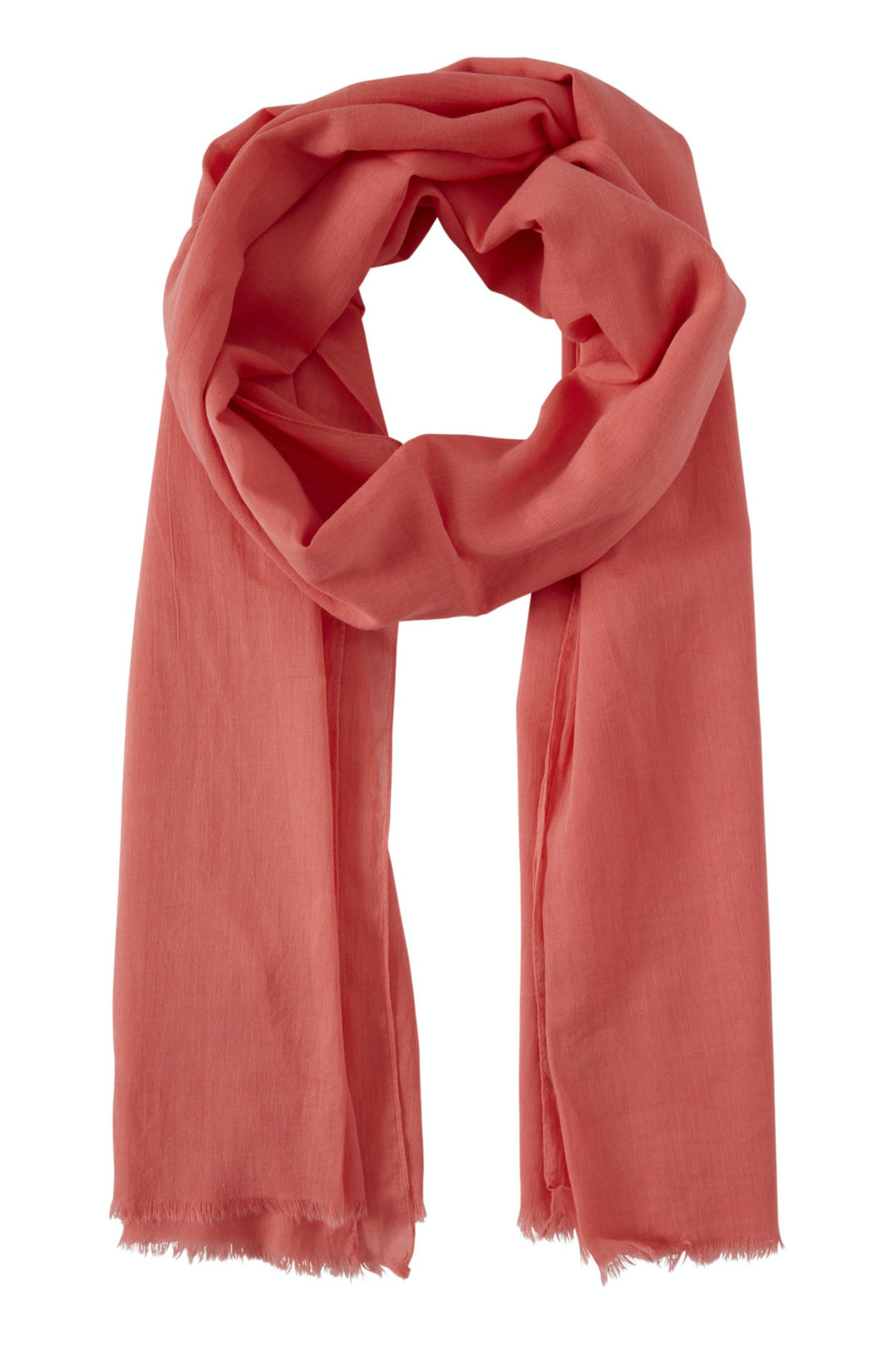 Faipzally Scarf - Pink Lemonade / One Size - entre2016