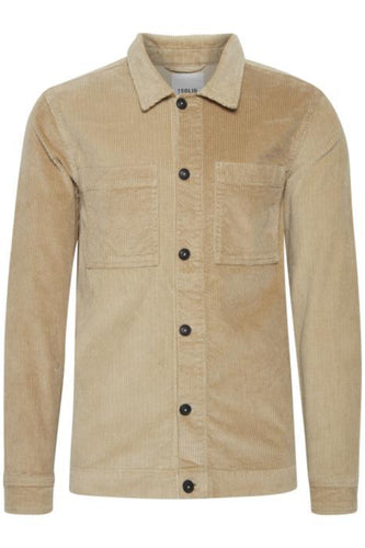 Phillippe Shirt - Oatmeal / S - OVERSHIRT 21104776, DAM,